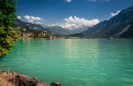 Ebligen, Schwanden b. Brienz, Kanton Bern, Switzerland