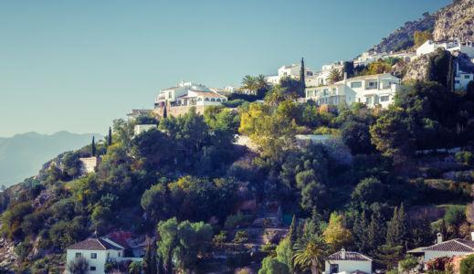 Mijas, Mijas, Andalucia, Spain