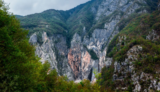 Log Čezsoški, Srpenica, , Slowenien