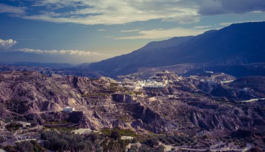 Canjáyar, Canjayar, Andalucia, Spain