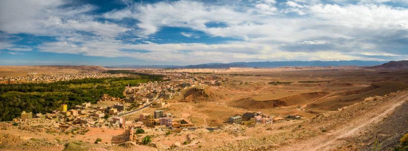 Aït OujenaTinghir, Souss-Massa-Draa, Morocco