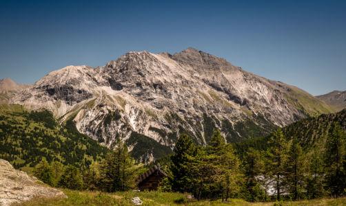 Colle Bercia, Claviere, Piemonte, Italy