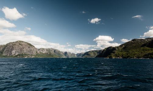 Hagen, Forsand, Rogaland Fylke, Norge