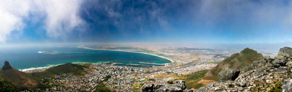 Table Mountain, Fish Hoek, Western Cape, Südafrika