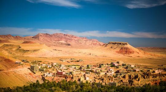 Aït ZaokriTinghir, Souss-Massa-Draa, Morocco