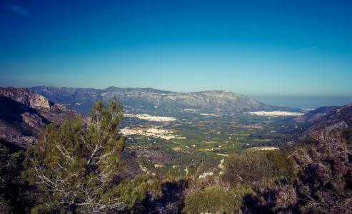 Simat de la Valldigna, Corrales De Valldigna, Comunidad Valenciana, Spain