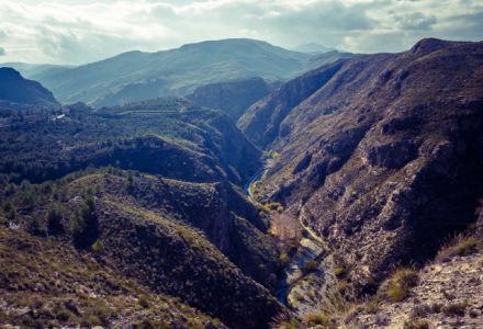 Lucainena, Darrical, Andalucia, Spain