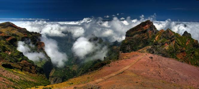 Curral das Freiras, Funchal, Ilha da Madeira, Portugal