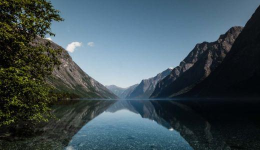 Ormheim, Eikesdal, More og Romdal, Norwegen