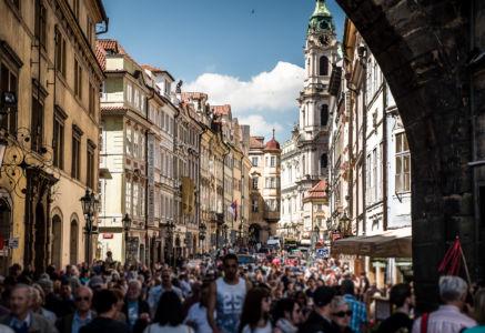 Prager Kleinseite, Praha 2-Nové Město, Czech Republic, Czech Republic