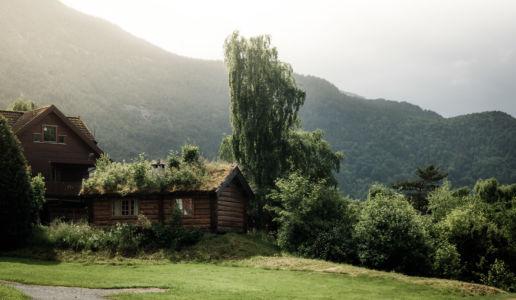 RV5, Sogndal, Sogn og Fjordane Fylke, Norge