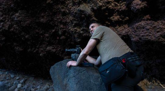 LP-114, Cueva de Agua, Canarias, España