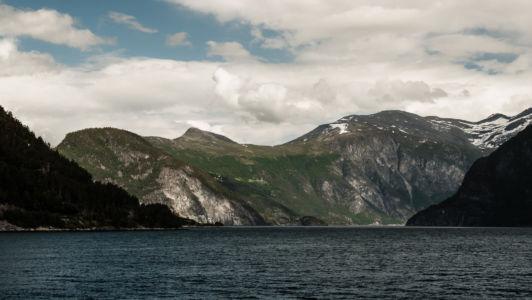 Eidsdal, Eidsdal, Møre og Romsdal Fylke, Norge