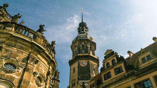Sophienstraße, Innere Altstadt, Dresden, Sachsen, Deutschland