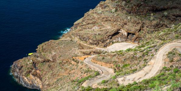 Casaquemada, Pueblo, El (Tijarafe), Canarias, Spain