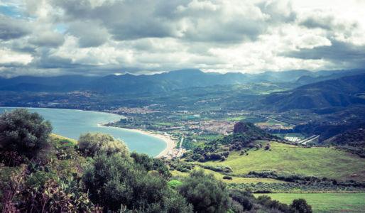 A20, Oliveri, Sicilia, Italia