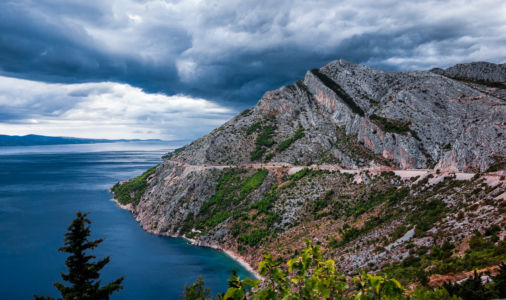 Gornja Brela, Gornja Brela, Splitsko-Dalmatinska, Kroatien