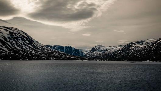 RV15, Grotli, Møre og Romsdal Fylke, Norge