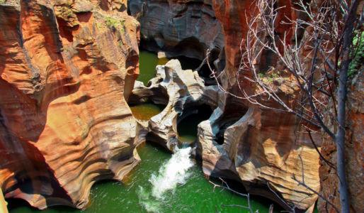 Bourke´s Pottholes, Moremela, Mpumalanga, Südafrika