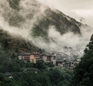 Bassura, Stroppo, Piemonte, Italy