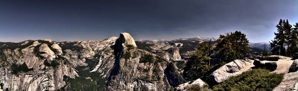 Yosemite Village, Yosemite National Park, California, Vereinigte Staaten