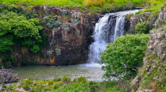 Nzinga, Impendle, Kwazulu-Natal, Südafrika