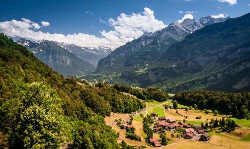 Brünigen, Brünig, Kanton Bern, Switzerland
