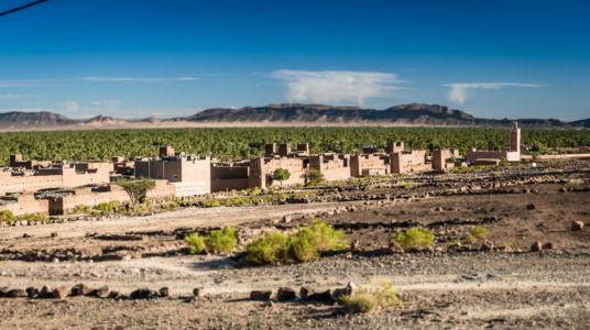 TissergatSouss-Massa-Draa, Morocco