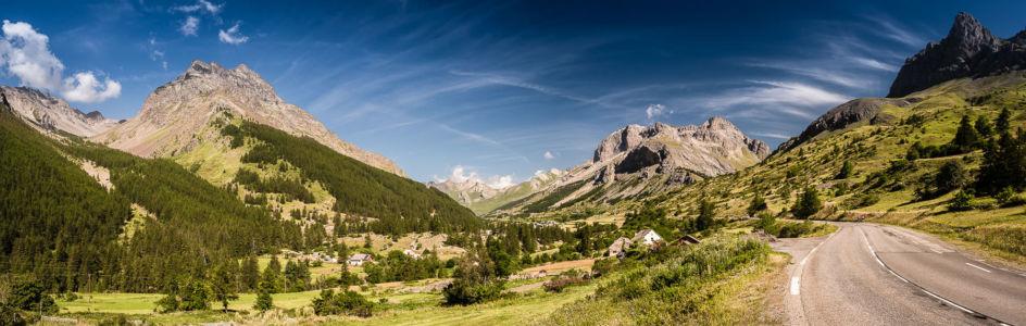 Le Lauzet, Le Monêtier-les-Bains, Provence-Alpes-Côte d'Azur, France