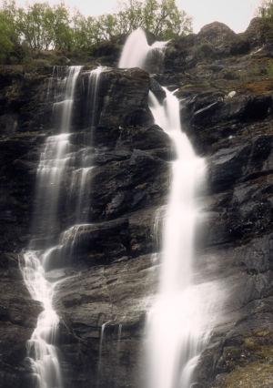 E6, Hjerkinn, Sør-Trøndelag Fylke, Norge