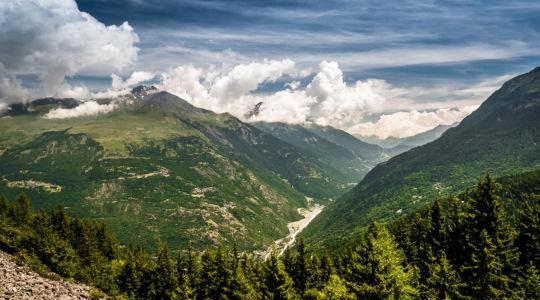 Albannette, Saint-Martin-d'Arc, Auvergne-Rhône-Alpes, France