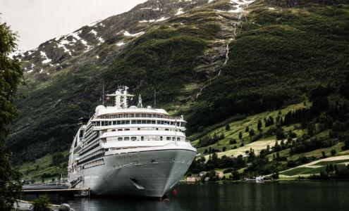Stryn, Briksdalen, Sogn og Fjordane Fylke, Norge