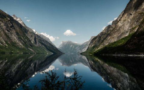 Ormheim, Åndalsnes, Møre og Romsdal Fylke, Norge
