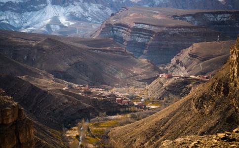 TidritSouss-Massa-Draâ, Morocco