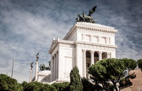 Lungotevere Castello, Borgo, Roma, Lazio, Italia