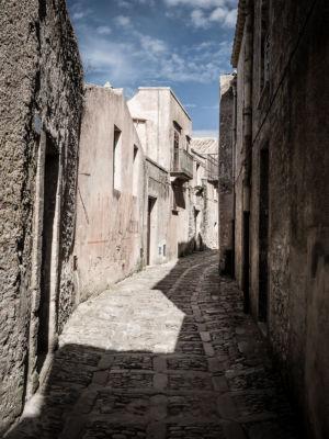 Erice, Erice, Trapani, Sicilia, Italia