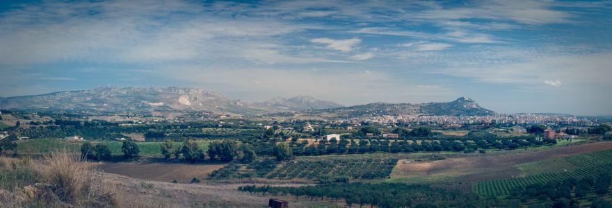 Contrada Tradimento, Sciacca, Sicilia, Italia