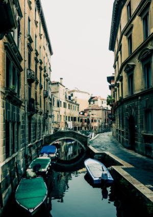 Sestière di Santa Croce, Venezia, Veneto, Italien