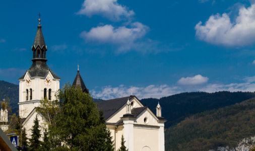 Bohinjska Bistrica, Bohinjska Bistrica, , Slowenien