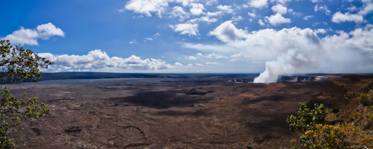 Kau Desert Trl, Volcano, Hawaii, United States