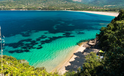 N 196, Propriano, Corse-du-Sud, France