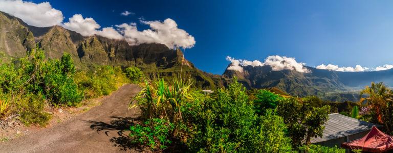 Îlet à Cordes, Cilaos, Réunion, Réunion