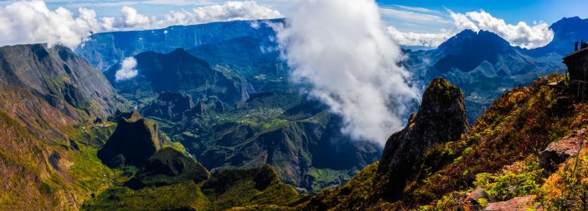 Mafatte, Trois-Bassins, Réunion, Réunion
