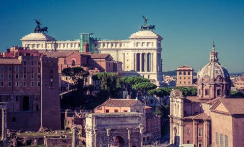 Via Sacra, Monti, Roma, Lazio, Italia