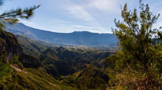 Les Aigrettes, Cilaos, Réunion, Réunion