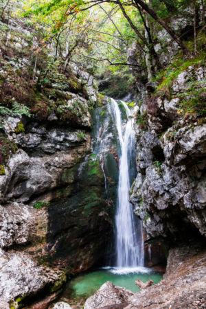 Krstenica, Srednja vas v Bohinju, , Slowenien