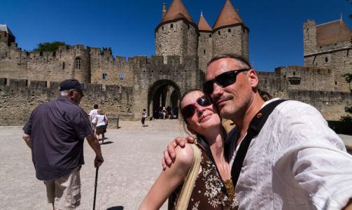 Gouaux-de-Larboust, Carcassonne, Aude, France