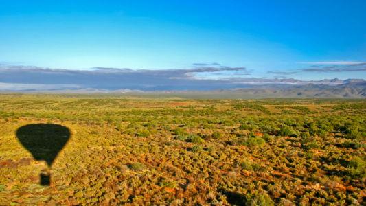 Wesbank, Oudtshoorn, Western Cape, Südafrika