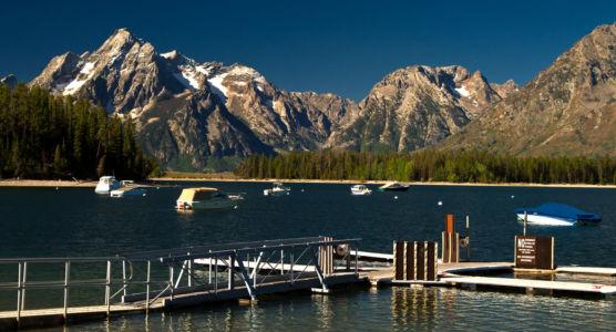 Colter Bay Village, Moran, Wyoming, Vereinigte Staaten