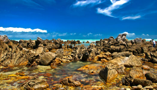 Agulhas, Cape Agulhas, Western Cape, Südafrika
